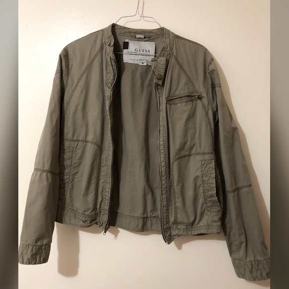 Guess Other - Military Green Mens Guess Jacket size Medium 128f87467b0eb